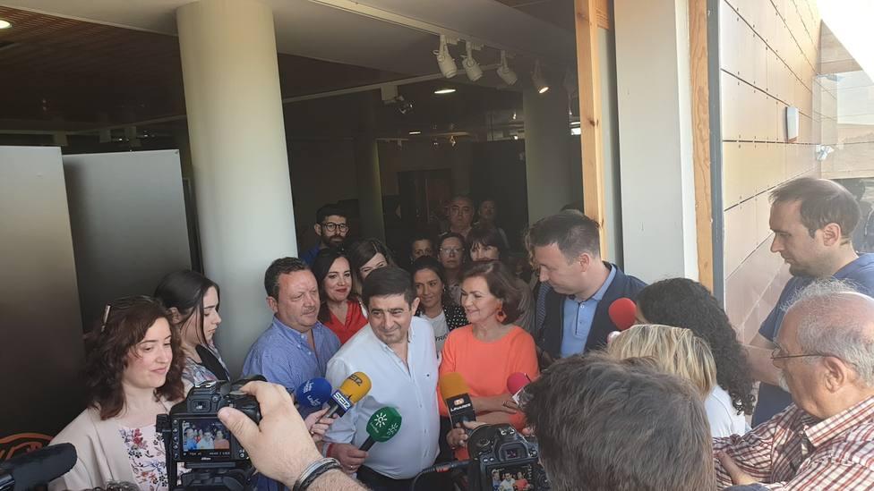 Carmen Calvo critica a Cs por votar con los independentistas para tumbar la designación de Iceta