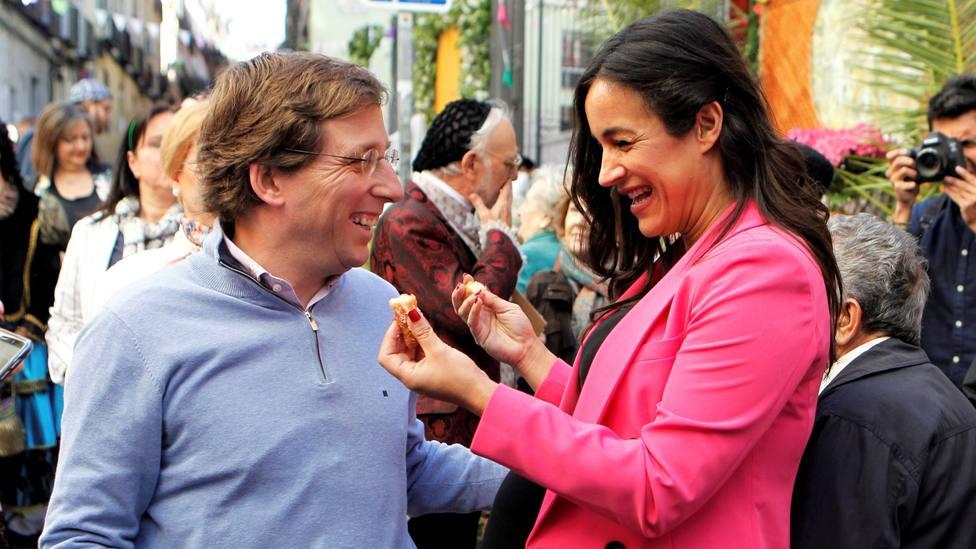 Cs propone al PP dividirse la alcaldía de Madrid y que gobierne dos años Almeida y otros dos años Villacís