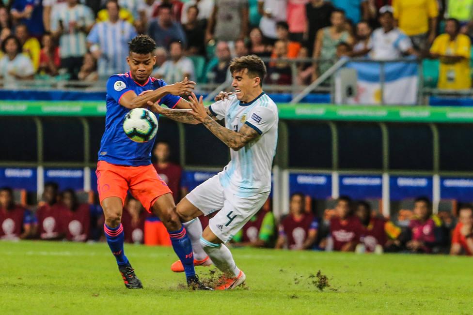 La organización de la Copa América defiende el estado del césped del Arena Fonte Nova tras las quejas de Scaloni