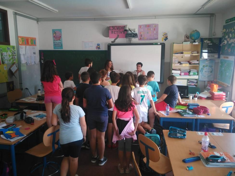 Centro escolar de Villanueva de Córdoba