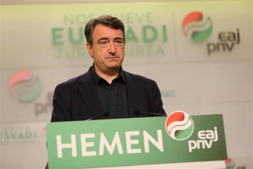 Aitor Esteban , diputado del PNV en el Congreso