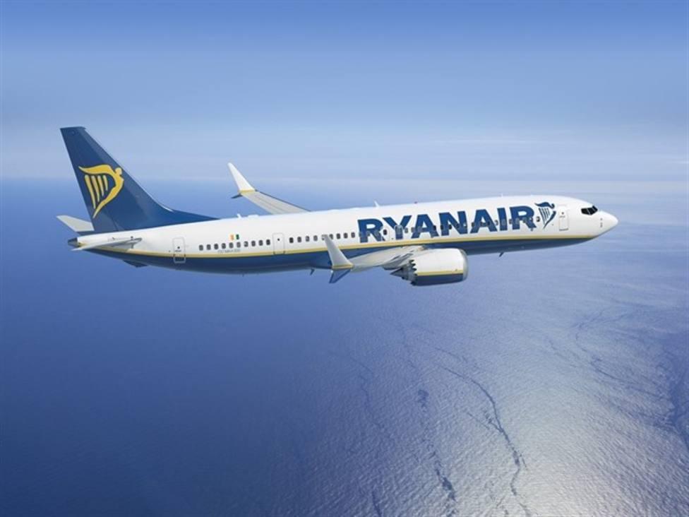 Foto archivo Ryanair