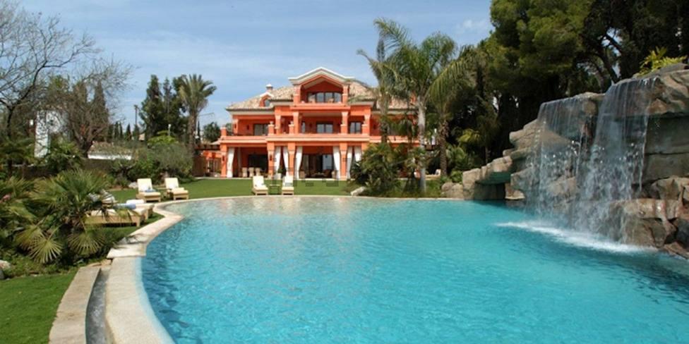 La casa más cara de España está en Marbella y cuesta 55 millones de euros