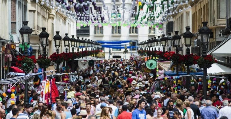 La Feria de Málaga comienza por todo lo alto y alcanza un 94% de ocupación hotelera