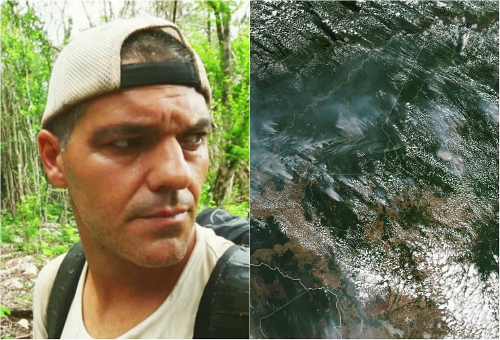 Frank Cuesta explota por los mensajes de apoyo al Amazonas y las redes se vuelcan para criticarle