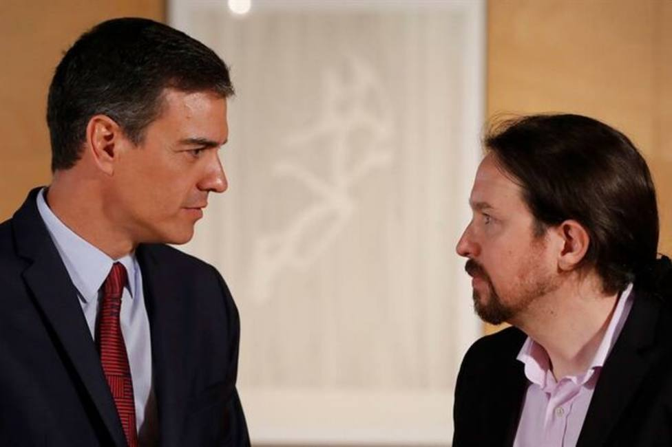 El PSOE eleva la presión sobre Unidas Podemos a pocas horas de la reunión definitiva