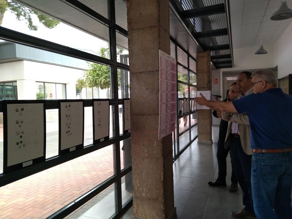 La UCAM acoge una exposición divulgativa de AFAL
