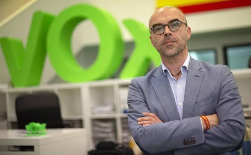 Jorge Buxadé (Vox), el abogado que se afilió al PP tras el 11-M y lo dejó por la gestión de Rajoy en Cataluña