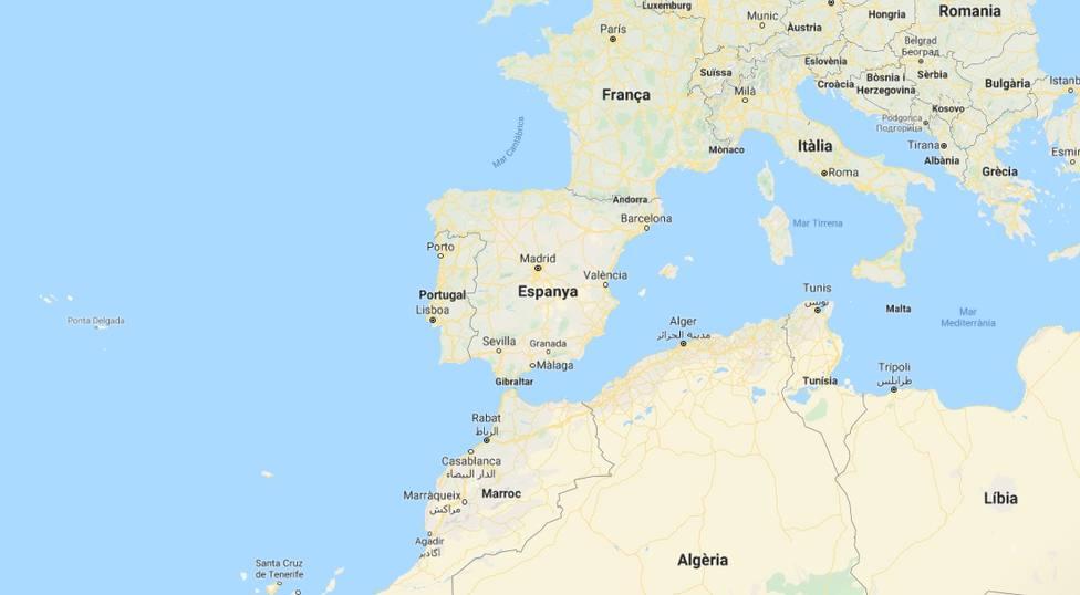 Las 10 imágenes más insólitas de Google Maps que seguro que no habías visto