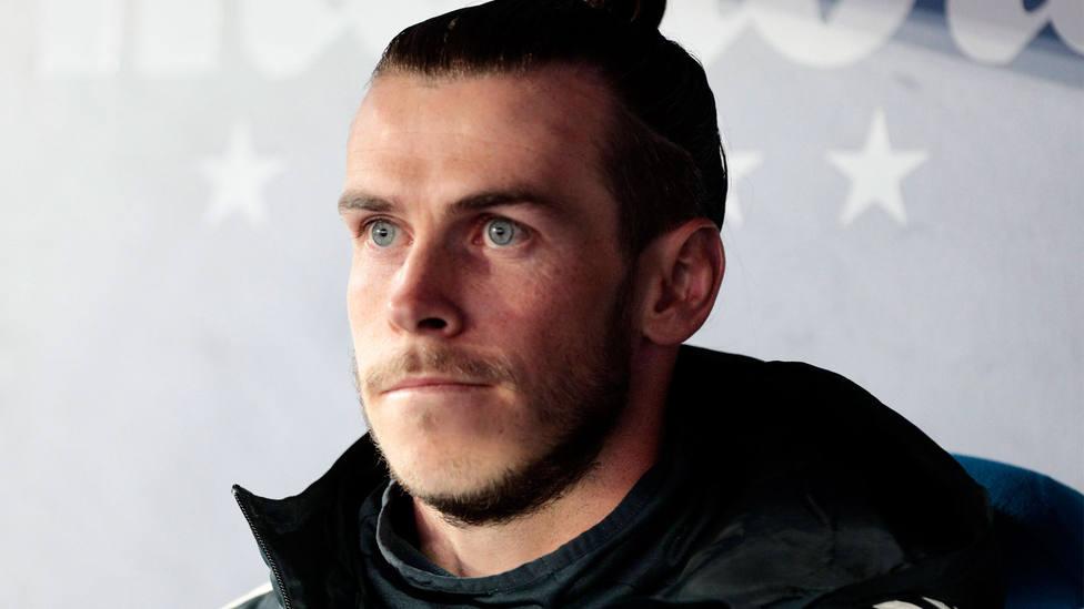 Gareth Bale. CORDONPRESS