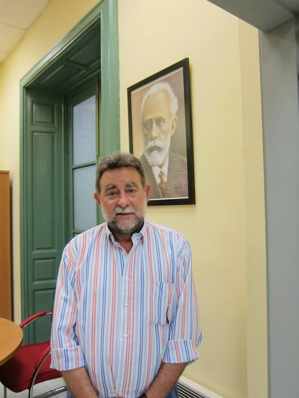 El exsecretario general de UGT-A, Francisco Fernández Sevilla