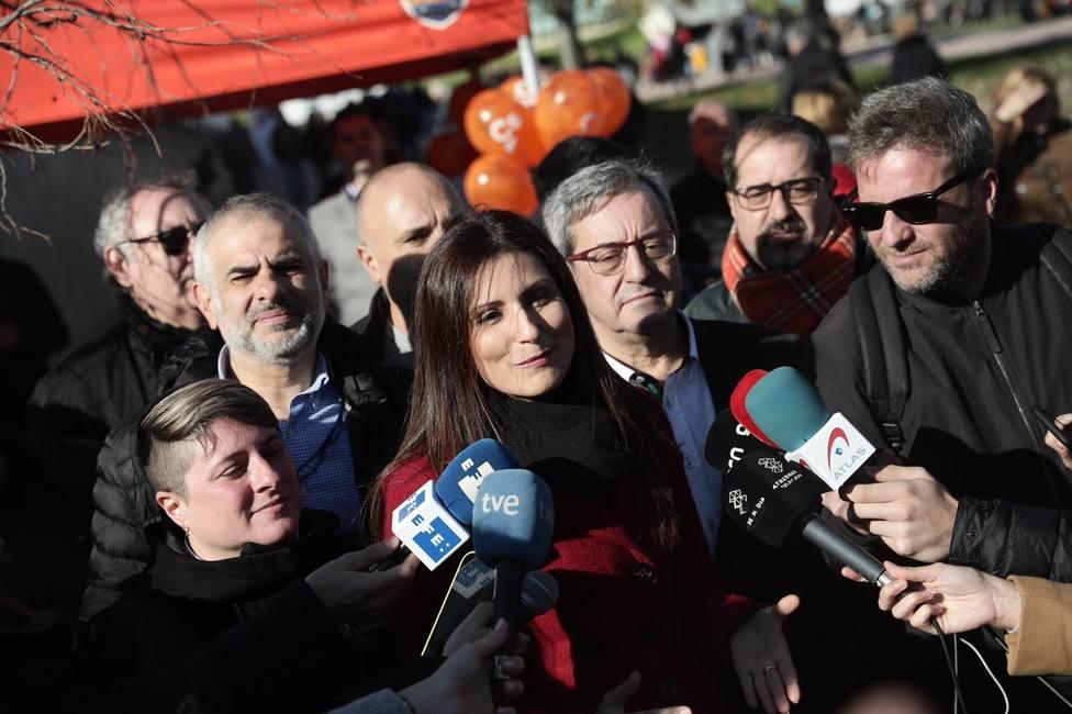 Roldán pide a Sánchez que rompa con ERC y dice que Cs tiende la mano a PP y PSOE para pactar