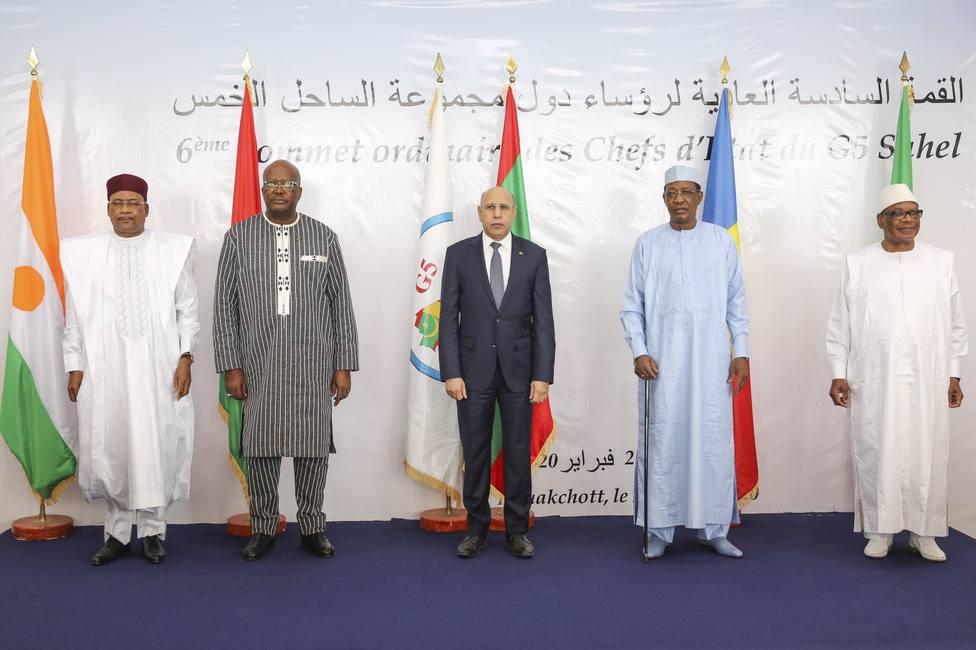 El G5 del Sahel anuncia haber liberado a seis civiles y dejado fuera de combate a numerosos miembros de ISGS