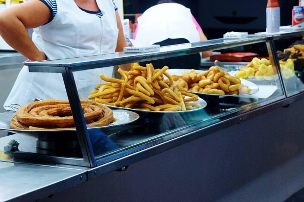 Los puestos de churros de venta ambulante podrán abrir sus negocios desde el sábado