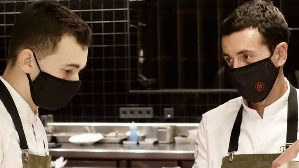El chef Ricard Camarena ha reabierto su restaurante en Valencia tras el confinamiento