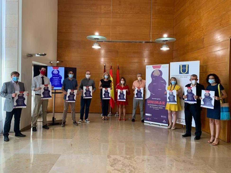 El Ayuntamiento aborda junto a la Universidad Internacional del Mar las claves de la Agenda Urbana