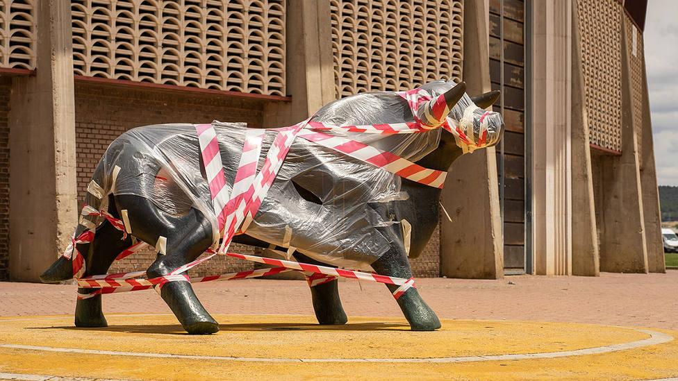 La plaza de toros de Los Campos Góticos de Palencia no acogerá este año su Feria de San Antolín