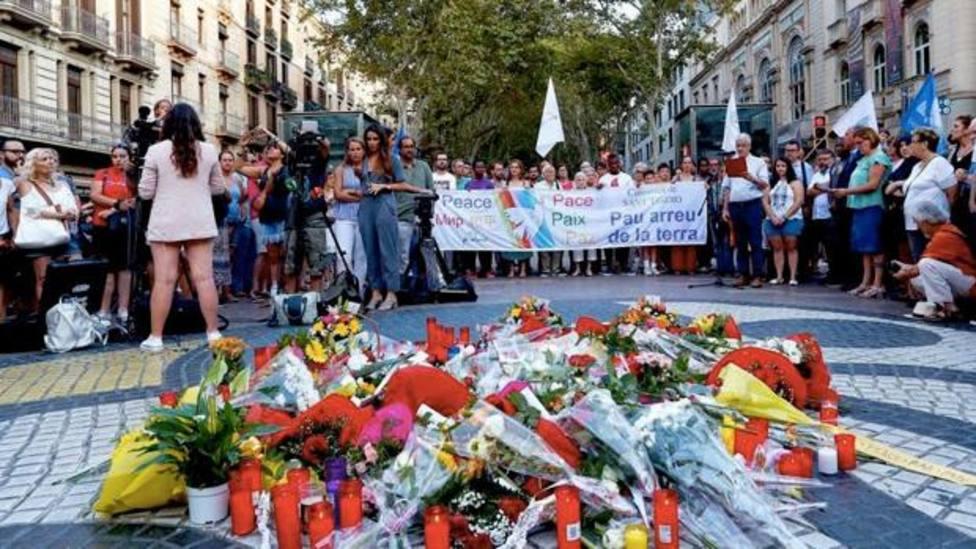 USPAC pide prisión permanente revisable para dos acusados del atentado de Barcelona el 17-A