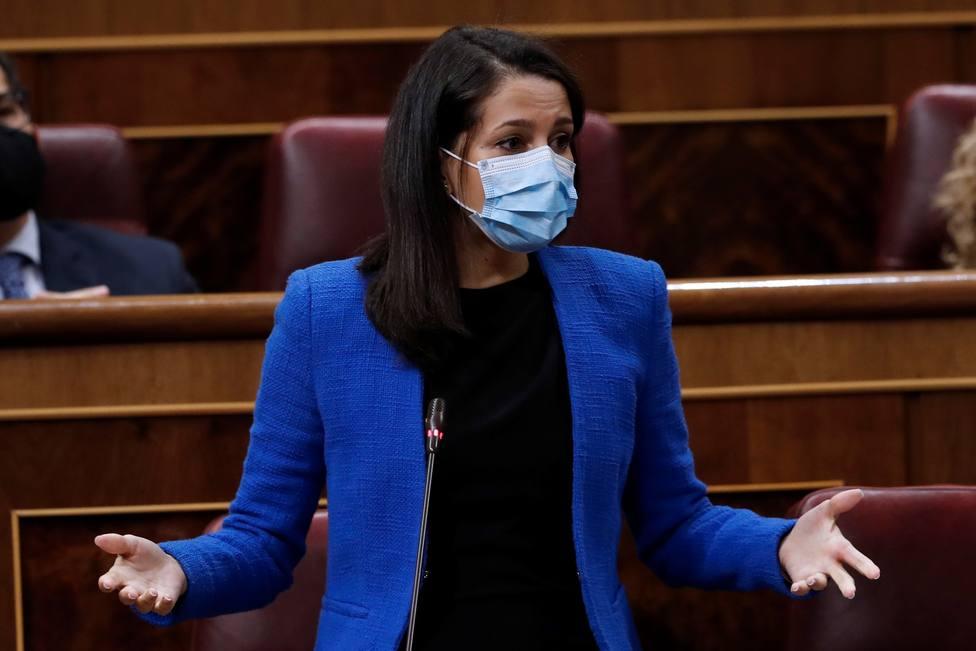 Ciudadanos quiere que Sánchez aclare si Iglesias saldrá del Gobierno en caso de ser imputado
