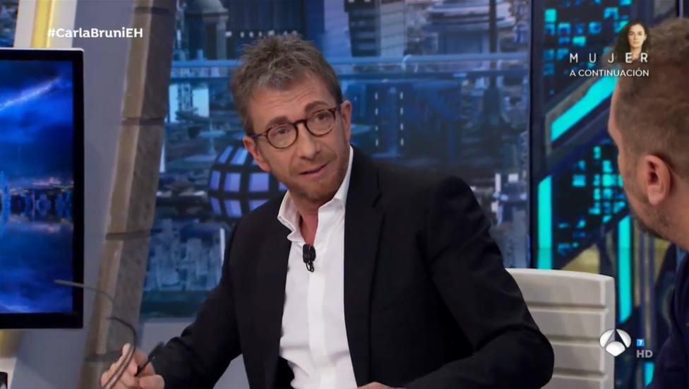 Pablo Motos en El Hormiguero (Antena 3)