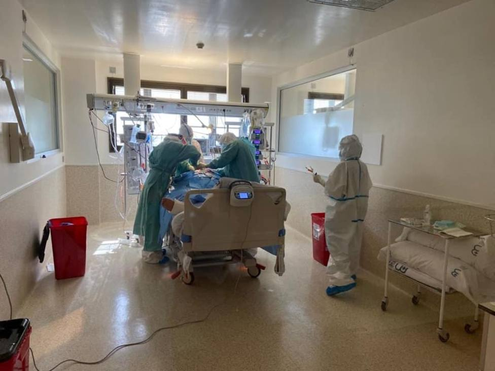 La Región registra la cifra más alta de fallecidos en la segunda ola de la pandemia