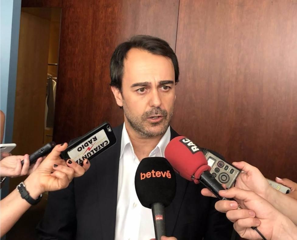 El concejal Óscar Ramírez - EUROPA PRESS