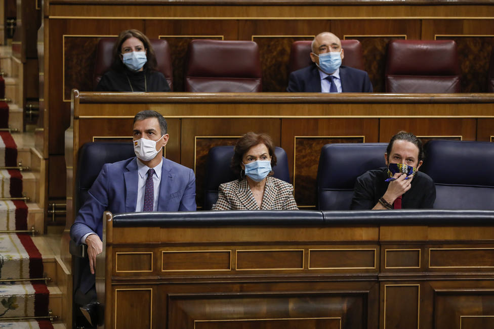 Sánchez y sus socios harán tabla rasa del Poder Judicial