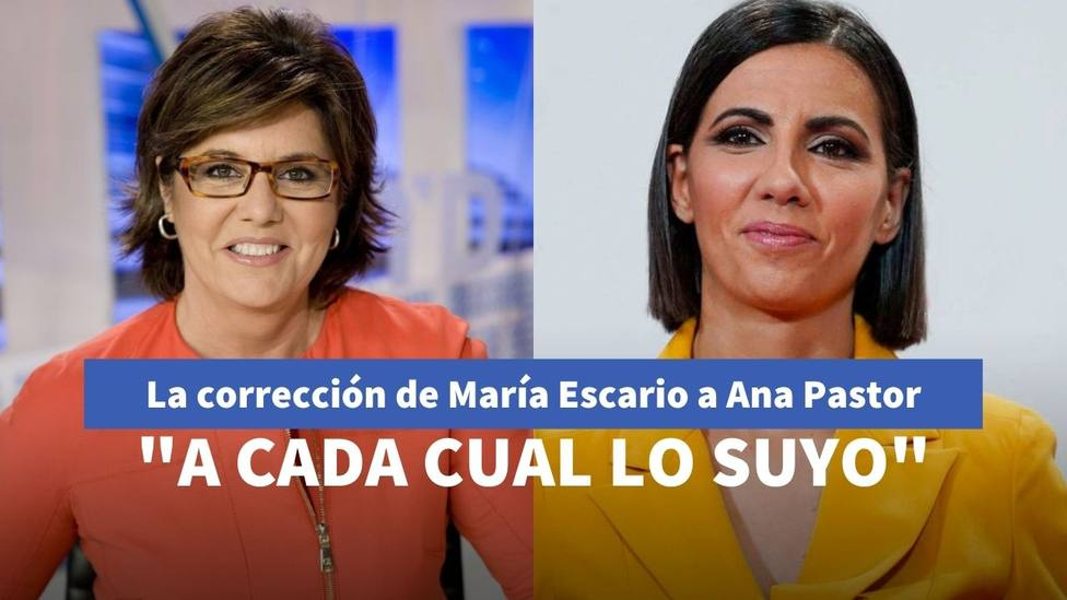 María Escario y Ana Pastor