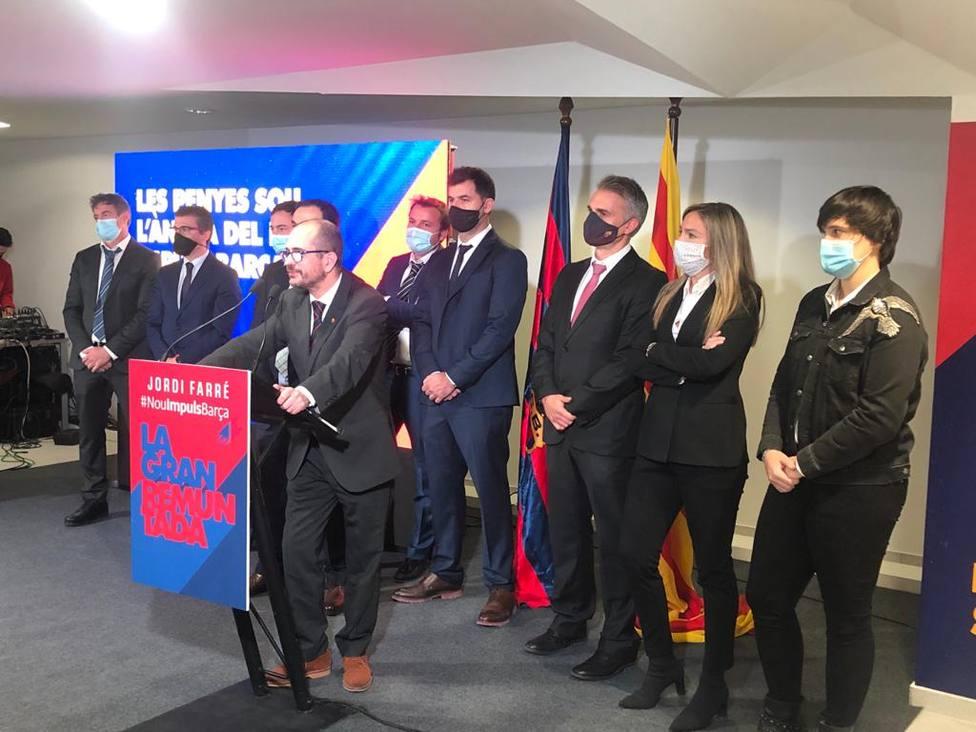 Jordi Farré: Si soy presidente, al día siguiente Messi renovará