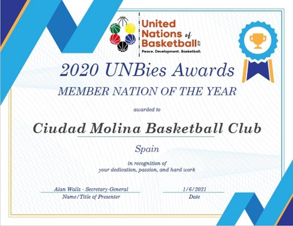 ctv-o1n-award-certificate-member-nation-of-the-year