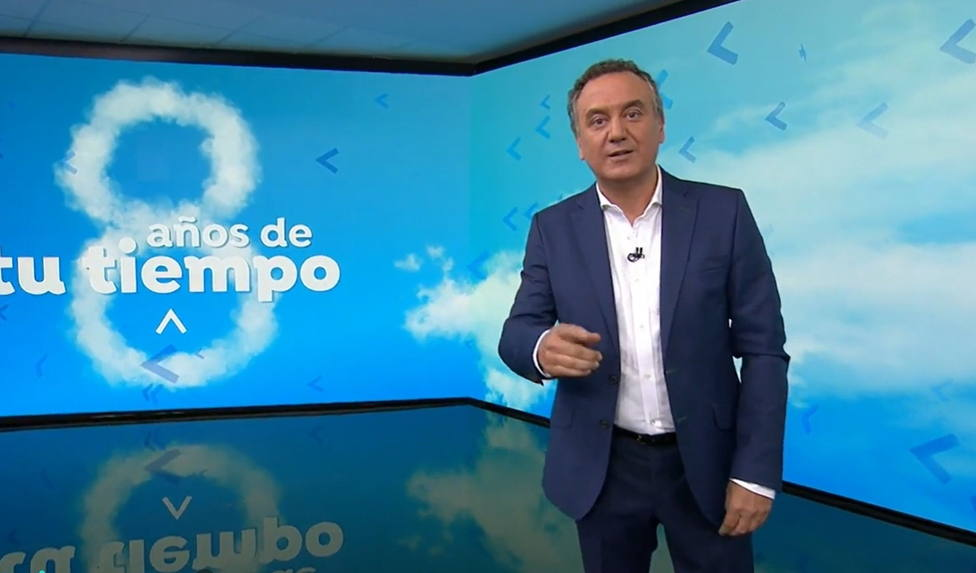 Roberto Brasero no oculta su enfado en Antena 3 por el detalle de algunos conductores en plena borrasca