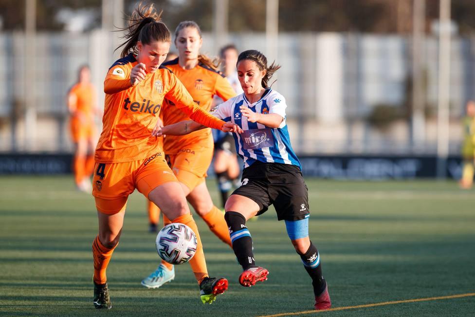 Primera Iberdrola: RCD Espanyol vs Valencia FCF