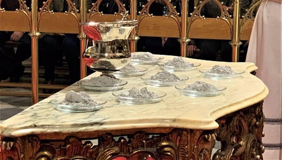 Cvirus.- El Obispado de Cartagena establece un protocolo de seguridad para el Miércoles de Ceniza y Cuaresma