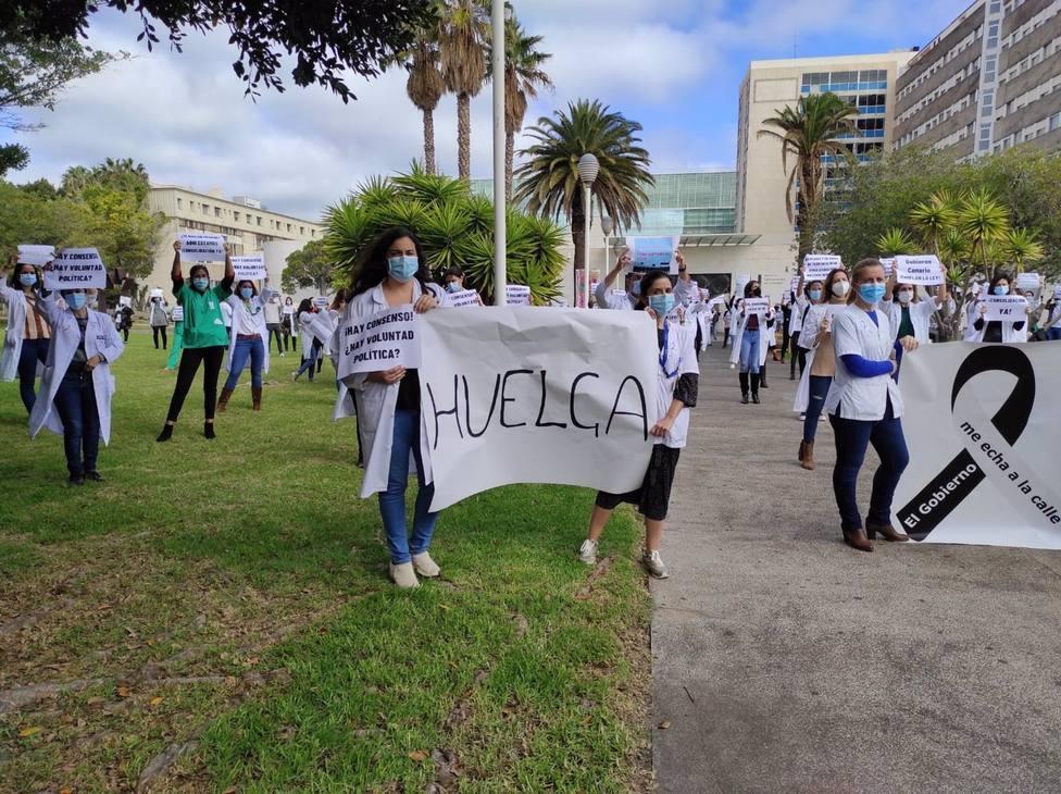 Han lanzado un ultimátum al Gobierno de Canarias
