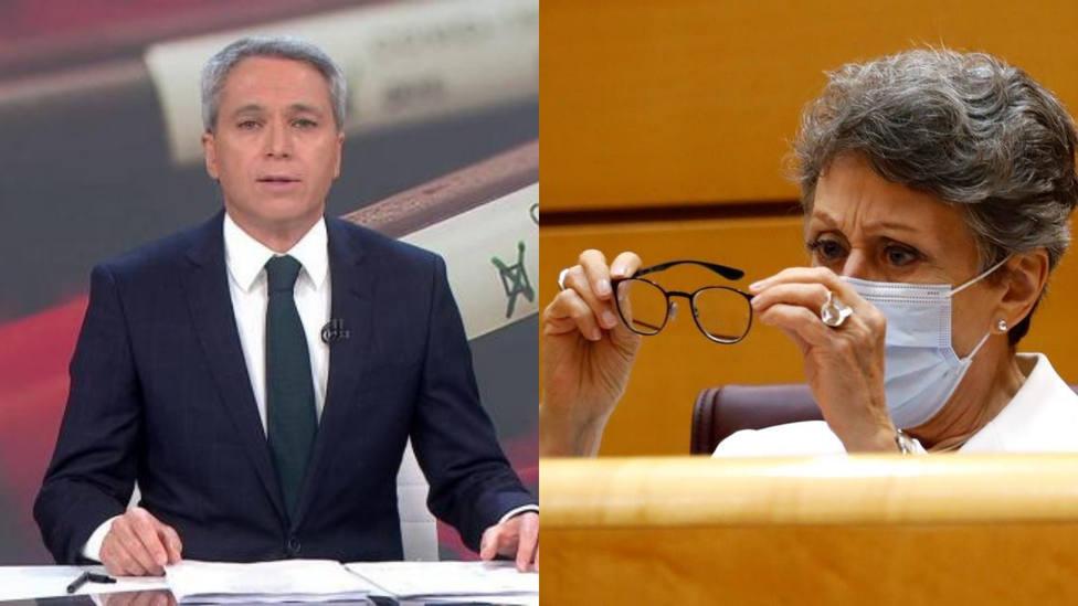 Las consecuencias que ha tenido para Vicente Vallés el paso de Rosa María Mateo por TVE