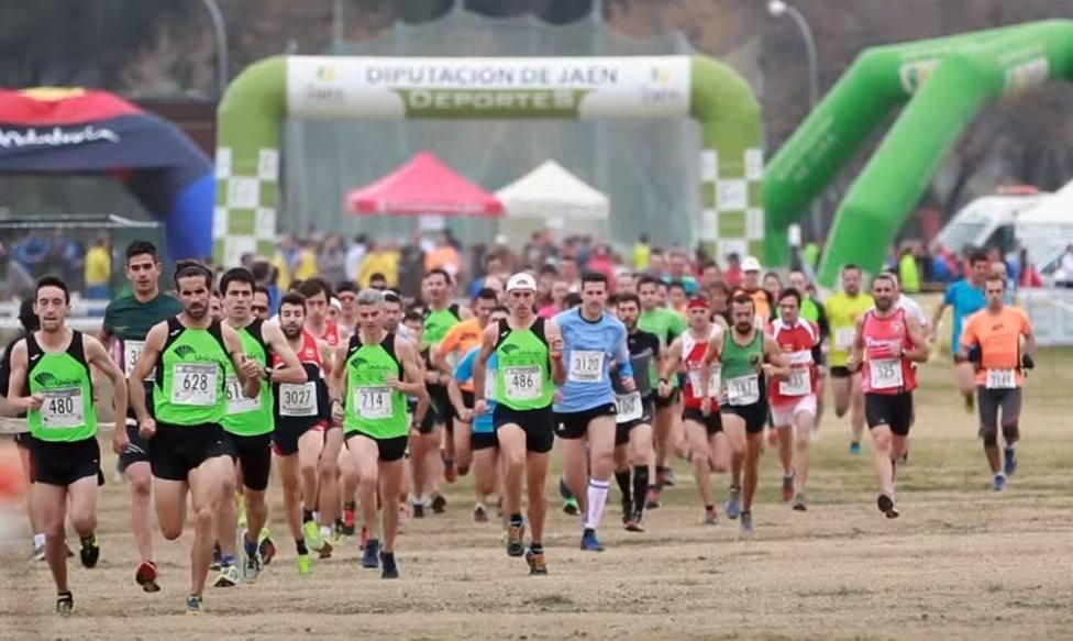 Cerca de 180 corredores se dan cita en la primera prueba del VII Circuito Carreras por Montaña de Diputación
