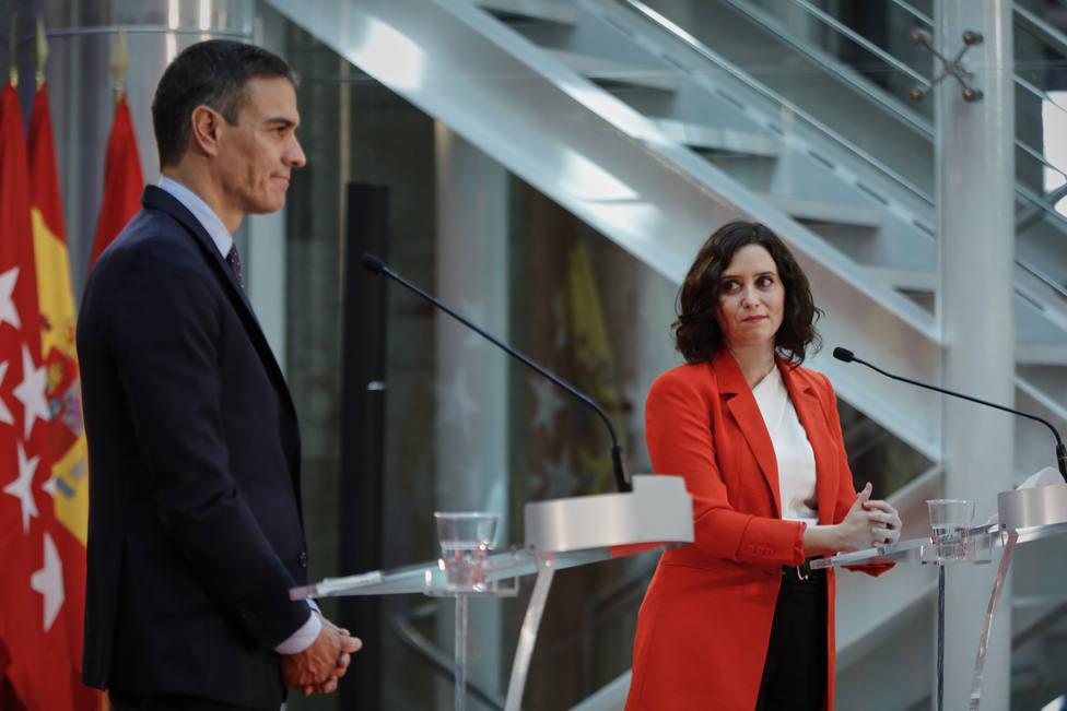 Madrid da comienzo a una campaña electoral con claro sabor nacional