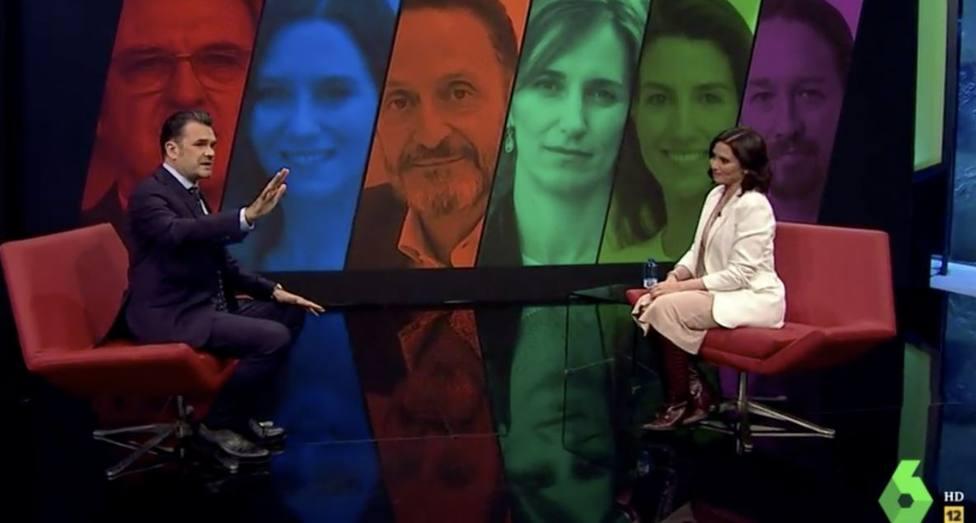 Iñaki López, obligado a pedir disculas a Ayuso tras meter la pata en La Sexta: Perdóneme