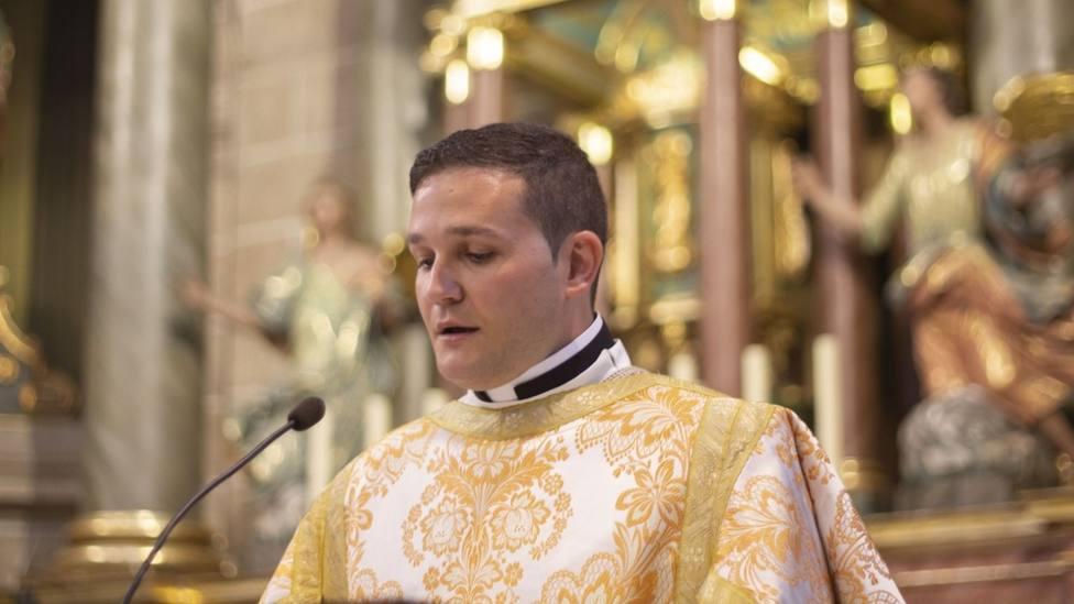 Jaime Iglesias García, futuro sacerdote diocesano de Mondoñedo-Ferrol