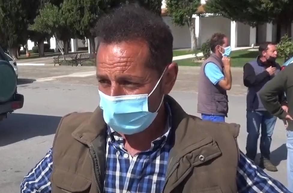 Rufino, el agricultor de Valuengo que ha ganado 5,4 millones de euros de la Primitiva