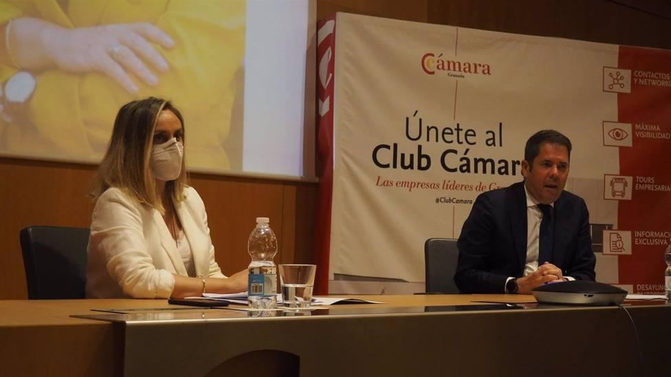 Granada.- Carazo pide un reparto equitativo y justo de los fondos Next Generation