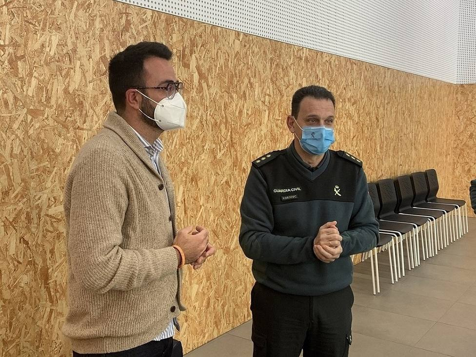Un millón de euros pare urbanizar los terrenos del nuevo cuartel de la Guardia Civil de Alicante
