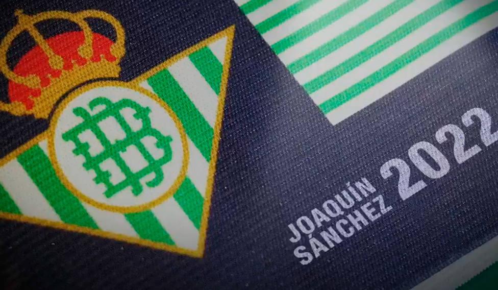 Joaquín renueva una temporada más con el Betis