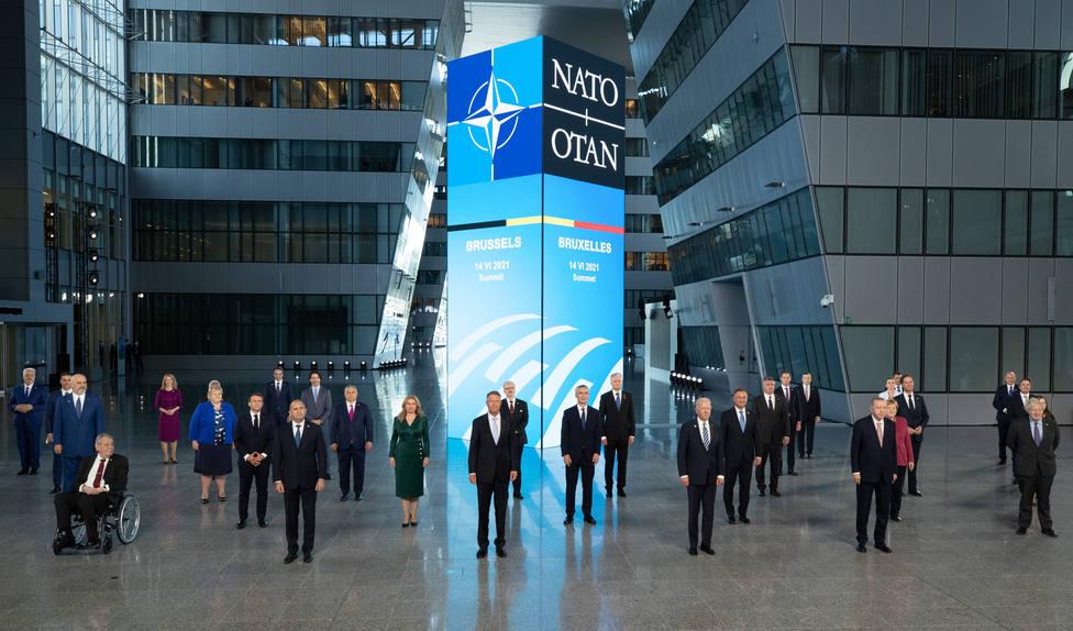 La OTAN señala a China y lo sitúa como una amenaza para su seguridad