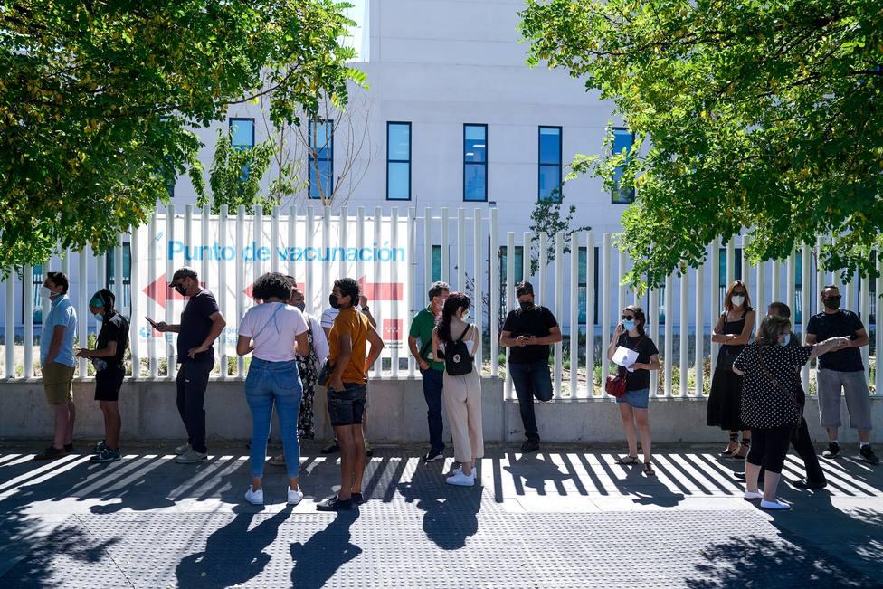 Madrid notifica 848 nuevos positivos y un fallecido en las últimas 24 horas
