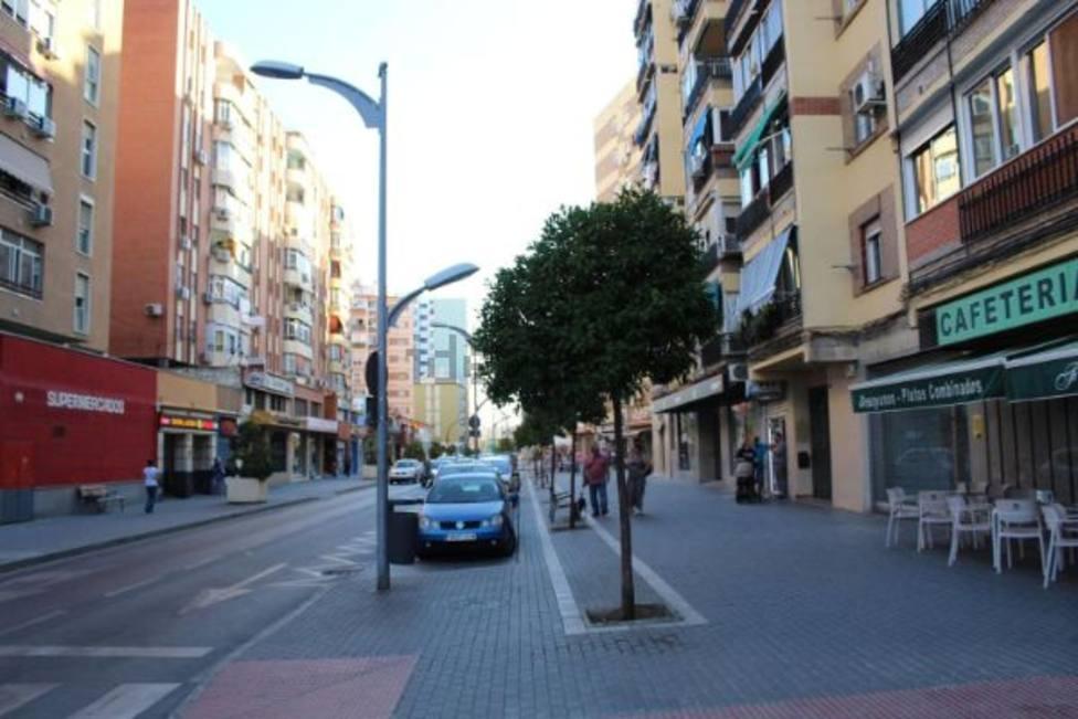 Imagen de la céntrica Calle Unión de Málaga capital.