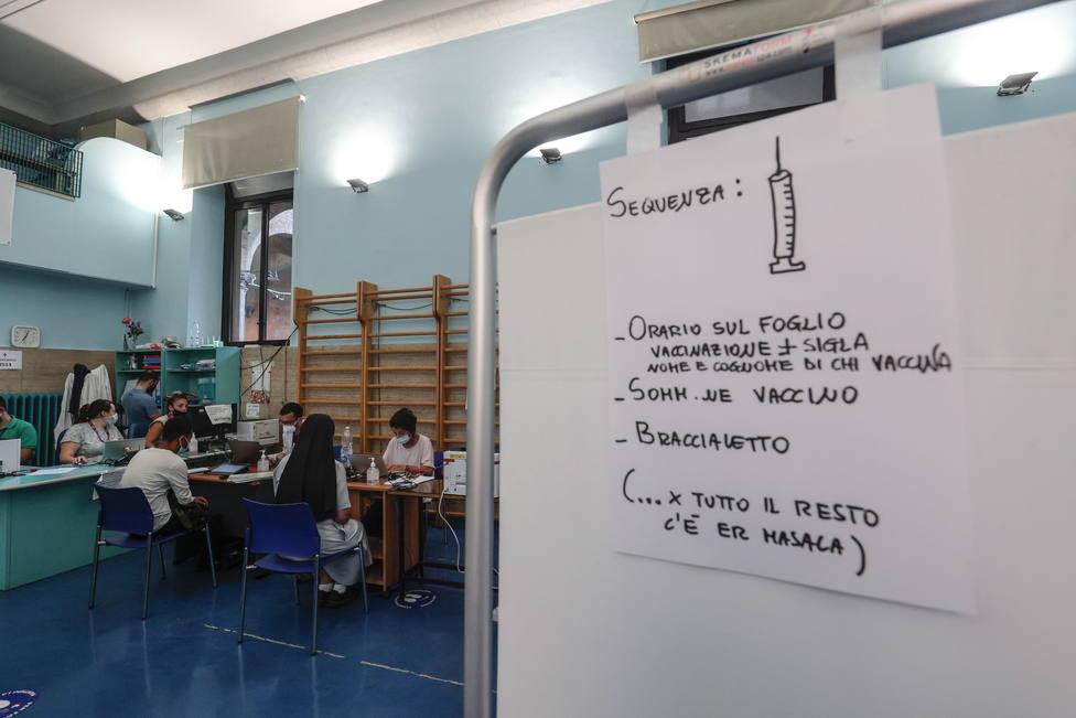 Italia notifica 3.117 nuevos positivos y 22 fallecidos en las últimas 24 horas
