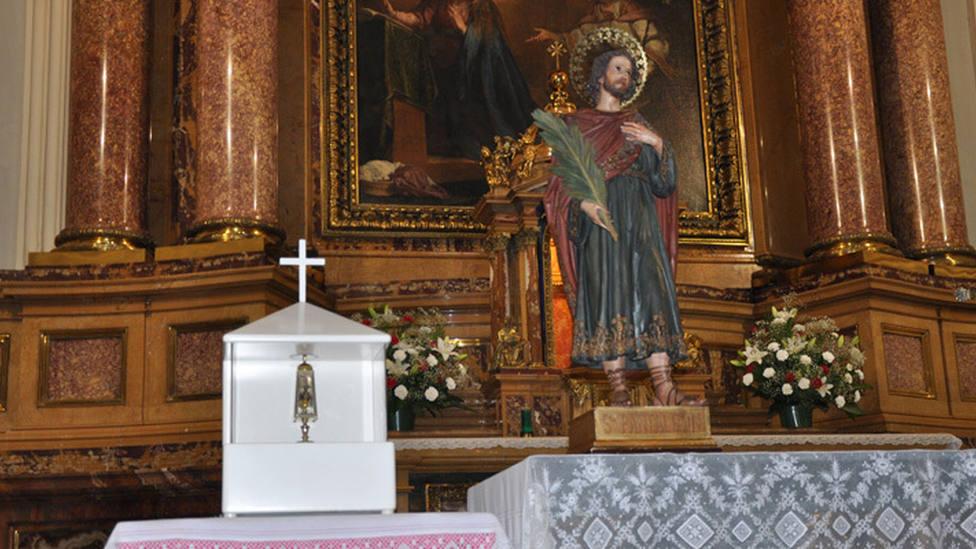 La oración del día: San Pantaleón