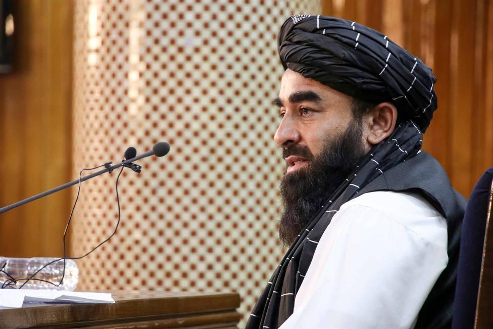 El portavoz talibán asegura que pasó años oculto bajo las narices de las fuerzas de EEUU en Kabul