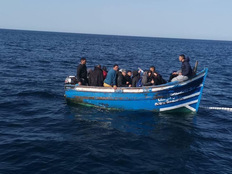 Inmigración Canarias